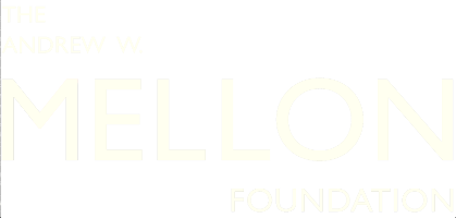 Sponsored by the Andrew W. Mellon     Foundation