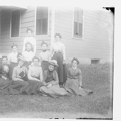 14 Girls A Moore sunday School Class-1.jpg