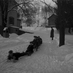 1 Losee Hill Children Sliding in snow-1.jpg