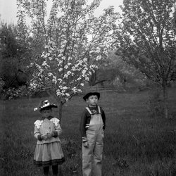 25 Family Marion and Roscoe by flowering tree-1.jpg
