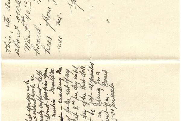 Letter from John R. Sherman to W. S. Teator Page 2