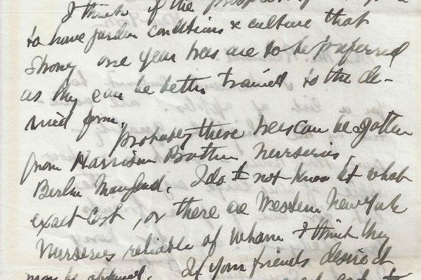Letter William S. Teator to Geraldyn Redmond Page 2