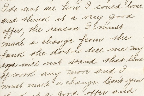 Letter from G. T. McAtee* to William S. Teator, page 5