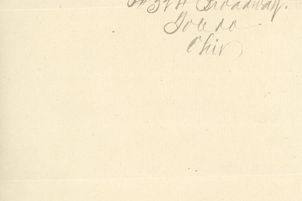 Letter from W. J. Higgins to William S. Teator, page 3