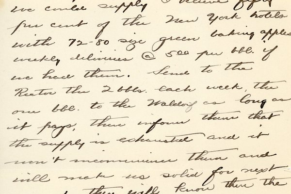 Letter from Theodore C. Macaulay to W. S. Teator Page 3