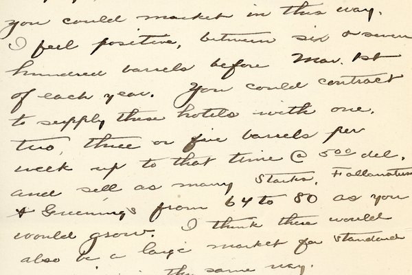 Letter from Theodore C. Macaulay to W. S. Teator Page 4