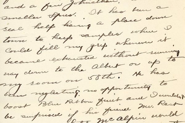Letter from Theodore C. Macaulay to W. S. Teator Page 8